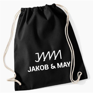 "Turnbeutel ""JAKOB & MAY"""