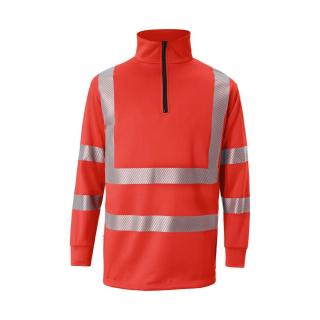 KÜBLER REFLECTIQ Zip-Sweatshirt PSA 2