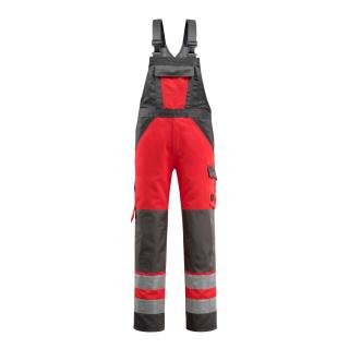 MASCOT® SAFE LIGHT Latzhose mit Knietaschen