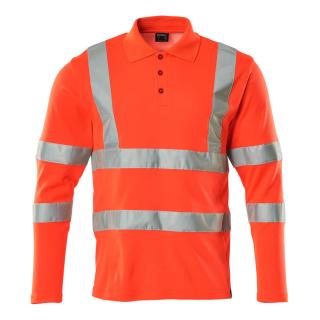 MASCOT® SAFE CLASSIC Polo-Shirt, Langarm