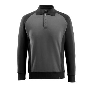 MASCOT® UNIQUE Polo-Sweatshirt