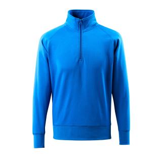 MASCOT® CROSSOVER Sweatshirt mit kurzem Reißverschluss