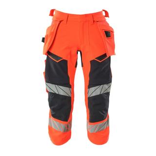 MASCOT® ACCELERATE SAFE Dreiviertel-Hose mit Hängetaschen