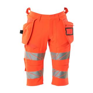 MASCOT® ACCELERATE SAFE Shorts, lang mit Hängetaschen